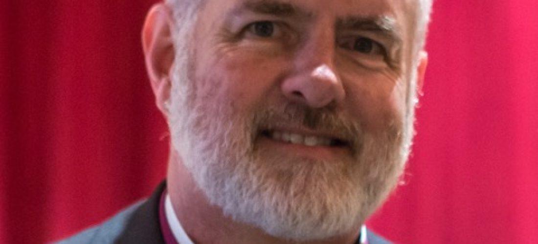 The Rt. Rev. Craig B Chapman